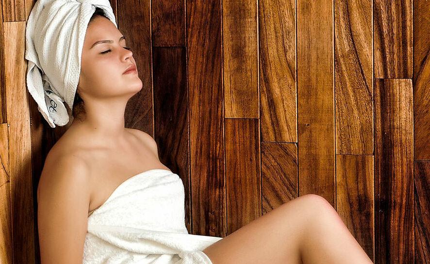 Sauna als Weg zur Entspannung